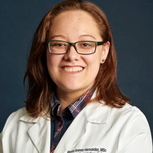 Marcia Arenas-Hernandez, Ph.D.